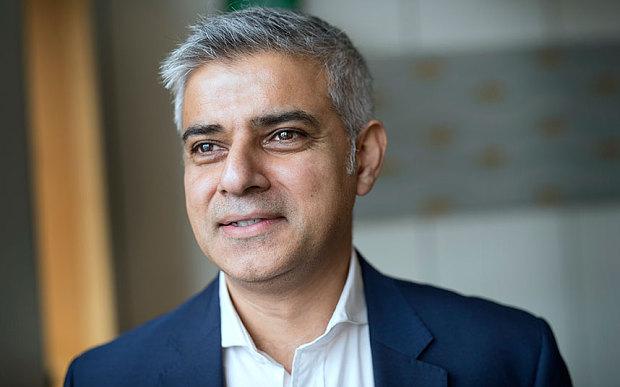 Тарихда биринчи марта Лондон мэри мусулмонлардан бўлди