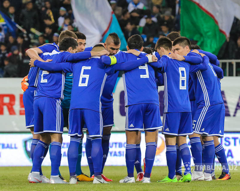 Risultati immagini per uzbekistan national football team 2019