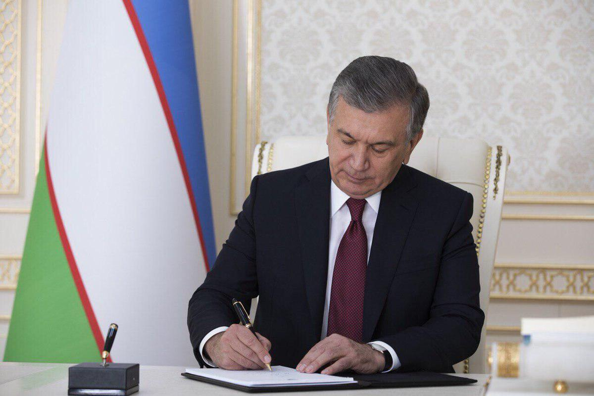 Shavkat Mirziyoyev signed a decree on the complete reform of the health  care system