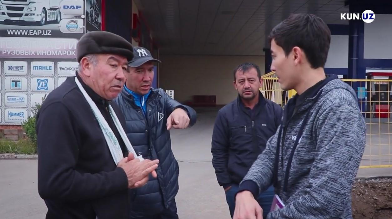 Фото и видео: Spark влетел в котлован опоры для станции метро в Ташкенте - 2