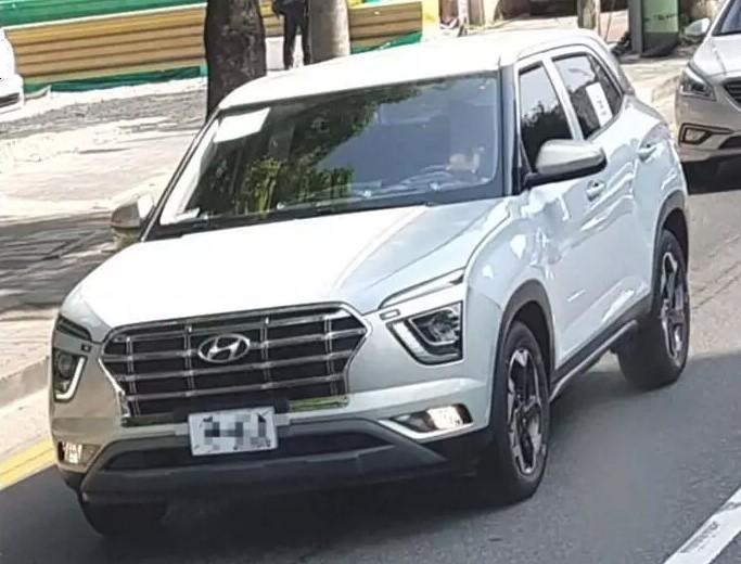 Янги Hyundai Creta Корея йўлларида синовдан ўтмоқда