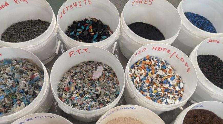 Avstraliyada har qanday turdagi plastikni qayta ishlovchi uskuna ixtiro qilindi