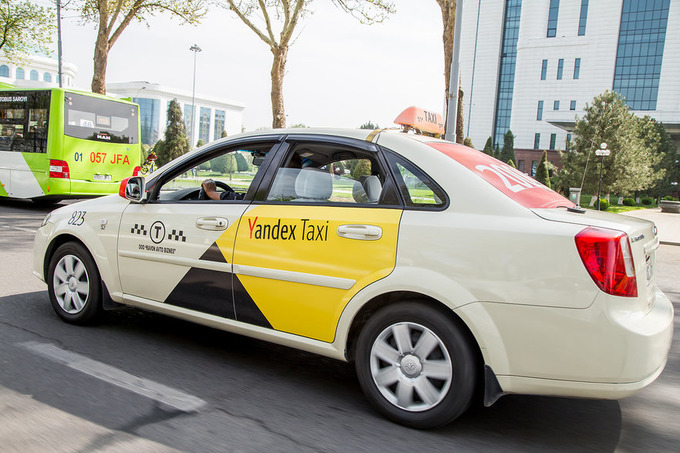 Yandex Taxi to start paying taxes in Uzbekistan