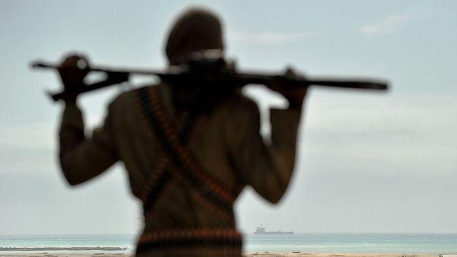 Нигериялик қароқчилар Гвинея кўрфазида турк денгизчиларини гаровга олди