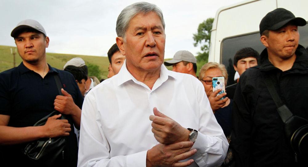 Jeenbekov Atamboyev haqida: «Uning taqdiriga befarq emasman»