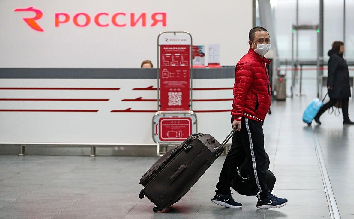 Россия хорижликлар учун ўз чегараларини ёпади