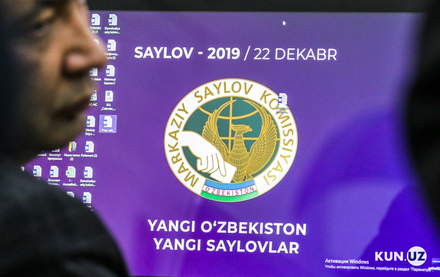 Парламент депутатлиги учун номзодлардан 6 нафари номзодини қайтариб олди
