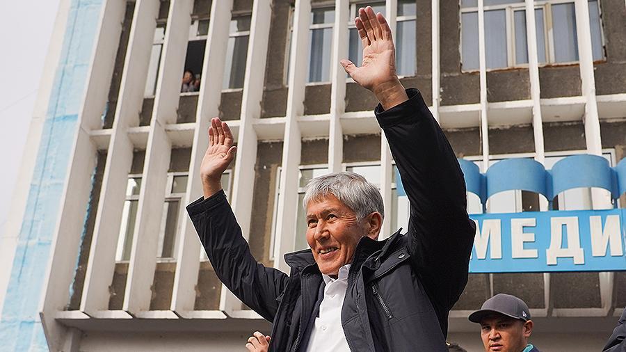 Алмазбек Атамбоев тергов изоляторидан ахлоқ тузатиш колониясига ўтказилади