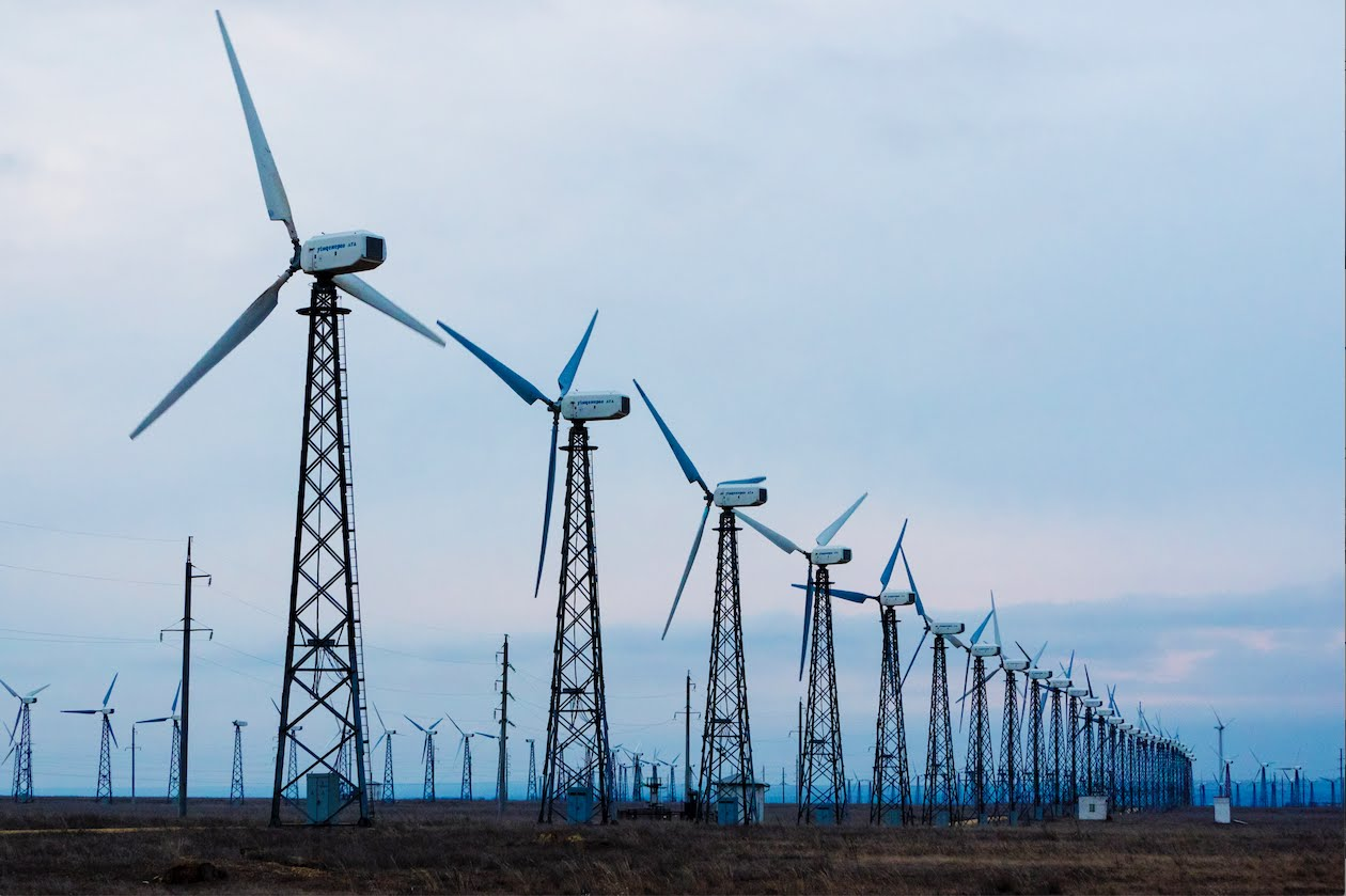 Аcwa Power построит ветропарк за 1 млрд долларов под Бухарой
