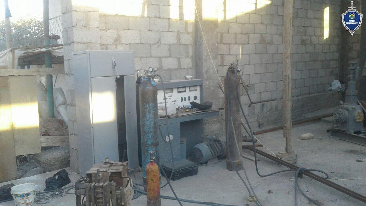 В Бухаре мужчина украл из цеха генератор кислорода стоимостью более 300 млн сумов