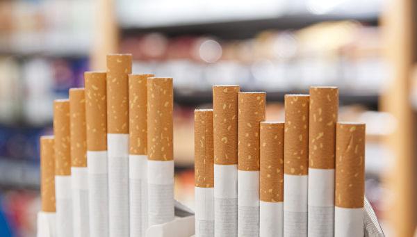 принятый закон на табачные изделия