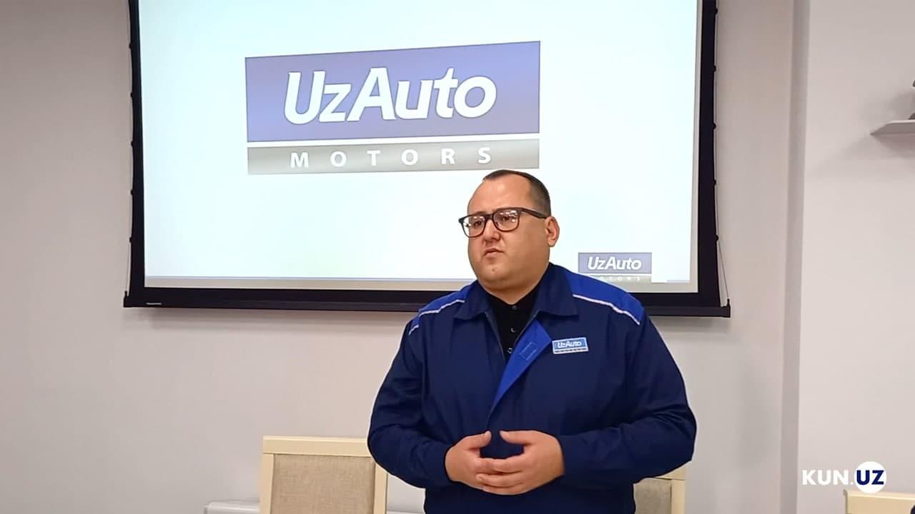 UzAuto Motors раҳбари ўзгарди