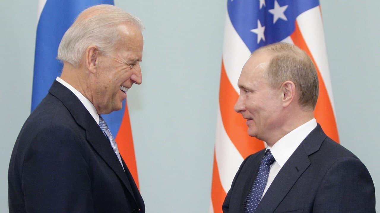 Байден ва Путин учрашуви вақтида Женева осмони парвозлар учун ёпилади