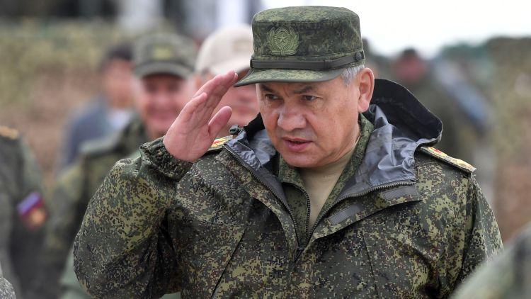 Россия мудофаа вазири Тожикистонга борди