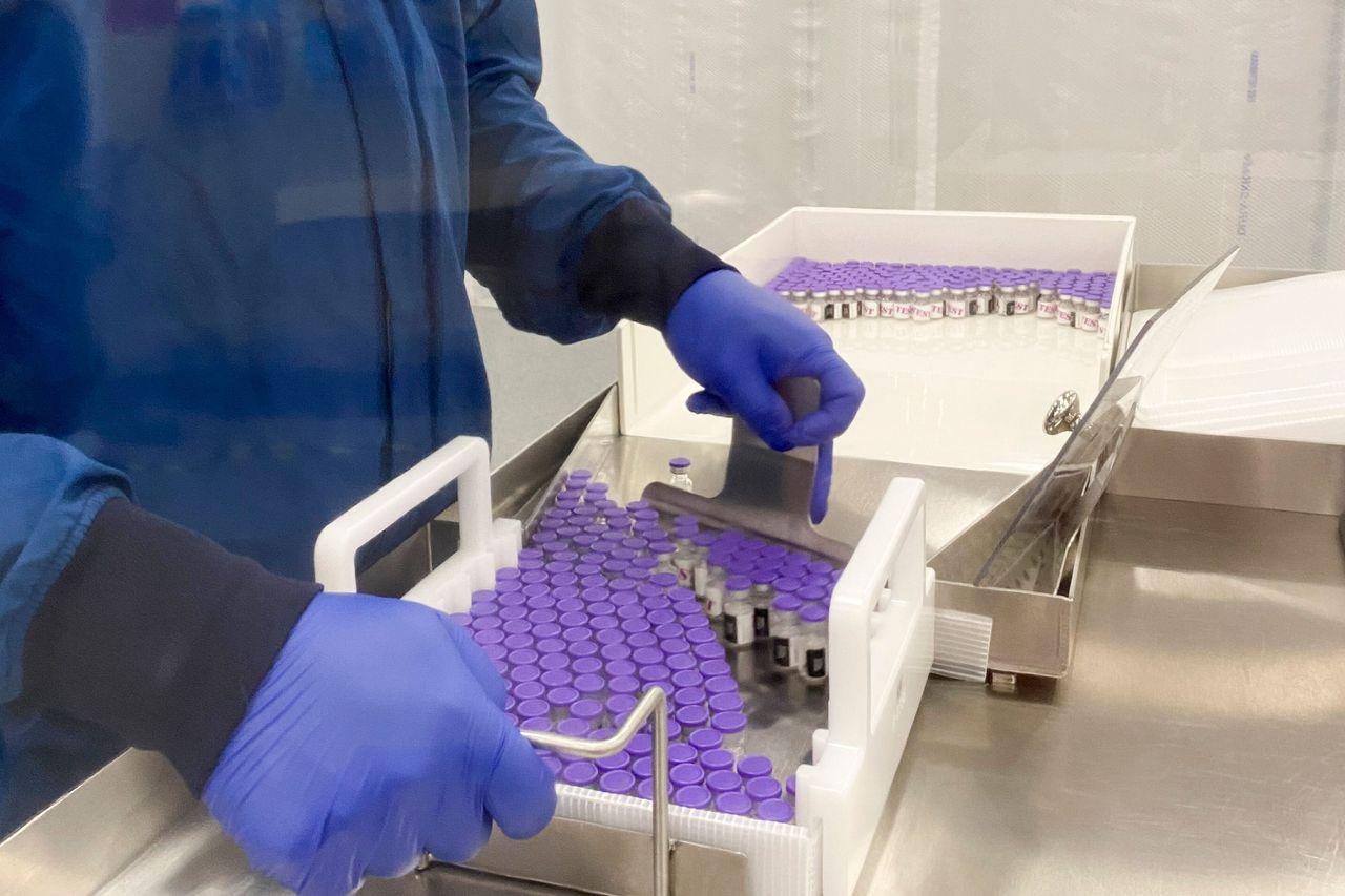 Европа иттифоқи ҳозирча вакциналар билан бўлиша олмаслиги айтилди