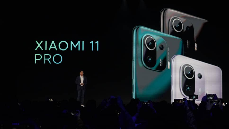 Xiaomi янги смартфони Mi 11 Pro'ни тақдим этди