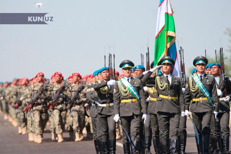 Танковый биатлон в Узбекистане обороны, проведения, министерства, Ташкентского, Узбекистан, Республики, прессслужба, Узбекистане, парада, личного, торжественного, также, сооружена, составляет, площадка, 600×20, прохода, Оригинал, техники, состава