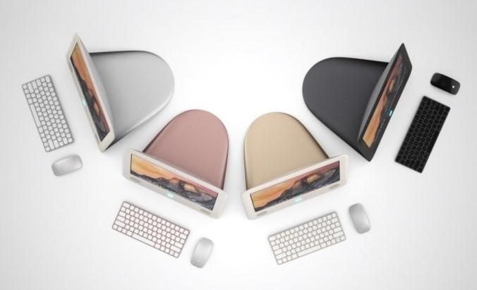 eMac 2016 � retro uslubdagi iMac