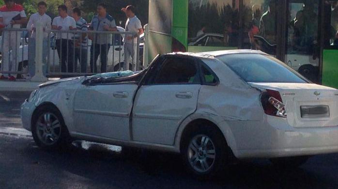 Фото: Facebook / Водители Ташкента