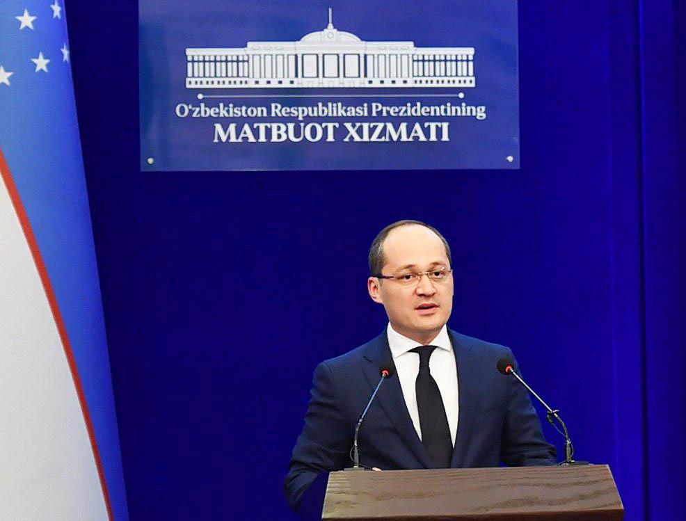 Комил АлламжоновФото: Президент матбуот хизмати