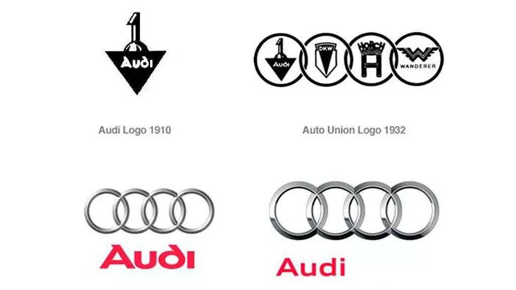 Audi O Ziga Ikkita Yangi Logotip O Ylab Topdi Dono Uz