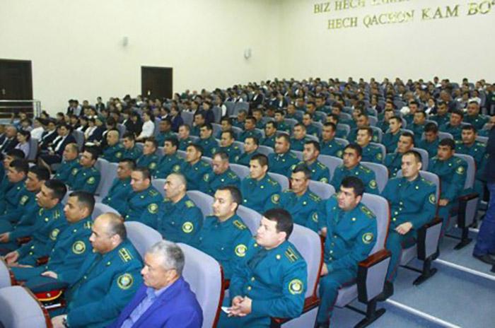 Фото: Ўзбекистон Республикаси ИИВ