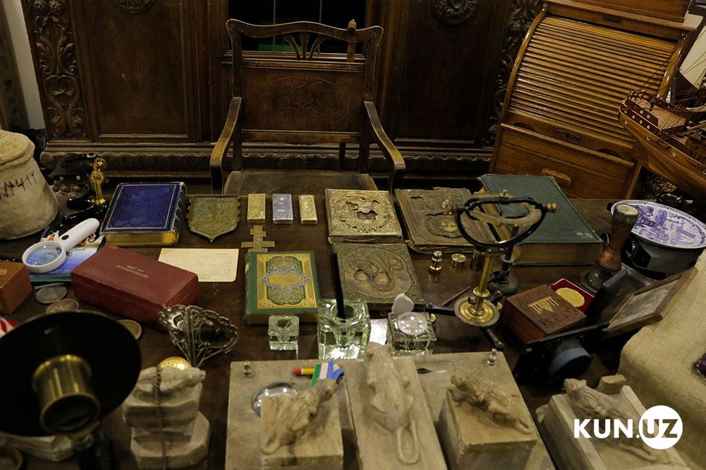 В Ташкенте нашли клад в 1 млн долларов